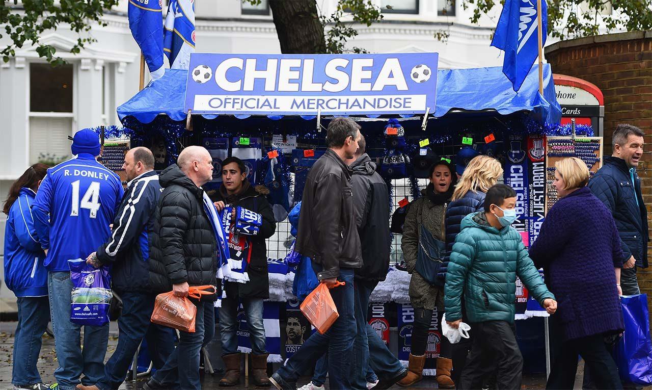 chelsea stalls