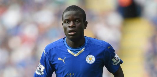 kante at leicester