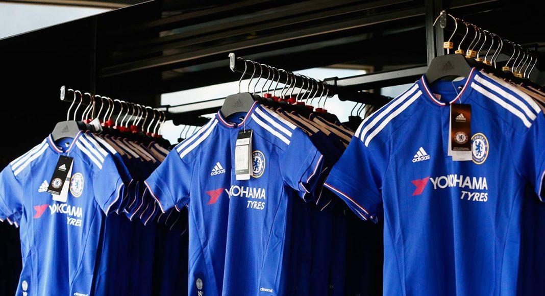 Chelsea Adidas Shirts
