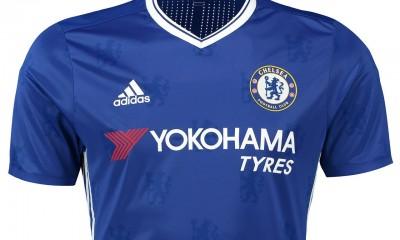 New Chelsea Home Kit 2017