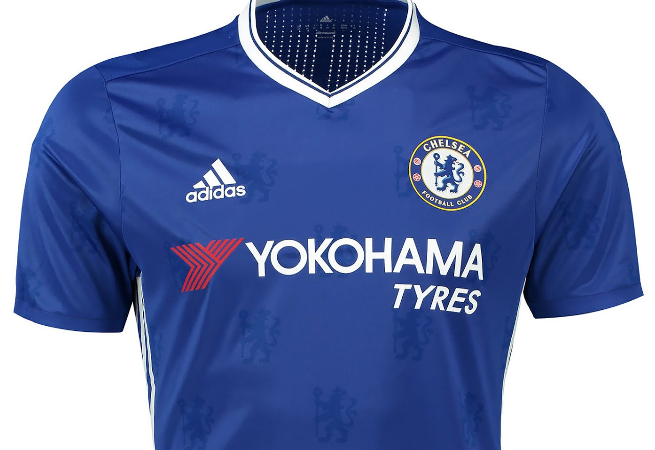 New Chelsea Home Kit 2017