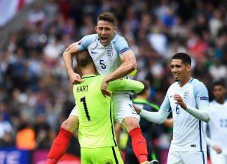 Gary Cahill for England