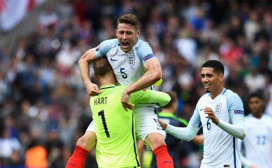 Gary Cahill for England