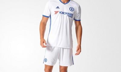 Chelsea 16-17 Third Kit Released