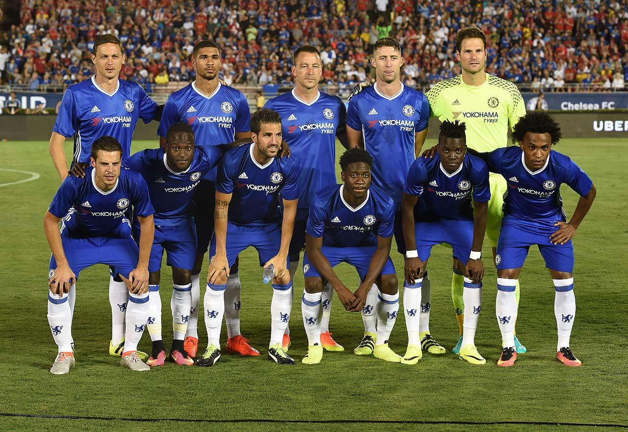 Blues third-favourites for Premier League title - Talk Chelsea