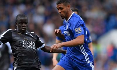 Ruben Loftus-Cheek against Leicester