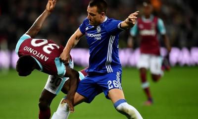 John Terry against West Ham
