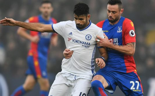 diego costa vs crystal palace