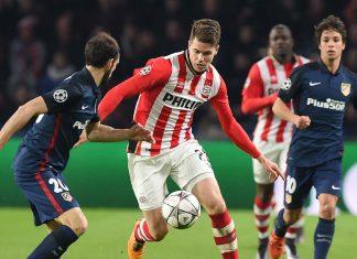Van Ginkel is PSV's new captain