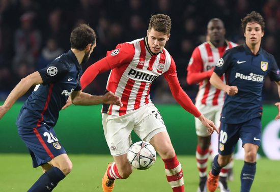 Van Ginkel is PSV's new captain