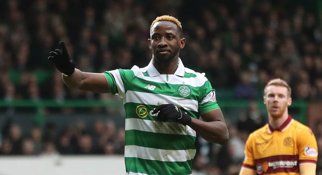 Milan move for Celtic's Dembele