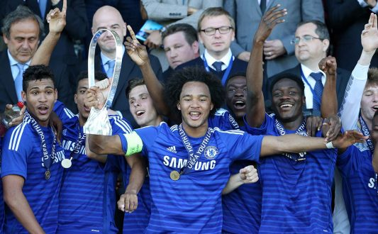 Chelsea youth cup