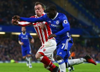 kante against stoke