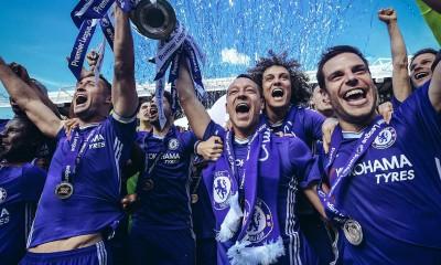 chelsea premier league 16/17 champions