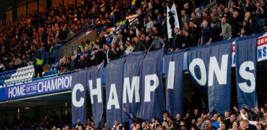 chelsea champions