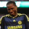 Didier Drogba Laughing