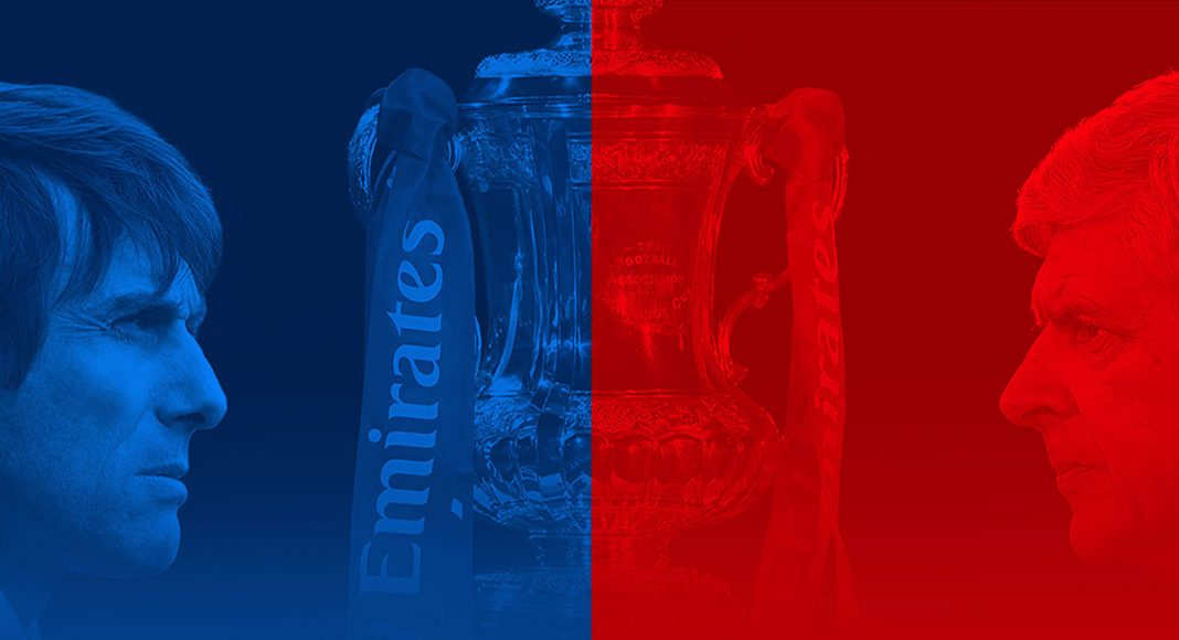 The FA Cup Final 2017 - Chelsea v Arsenal