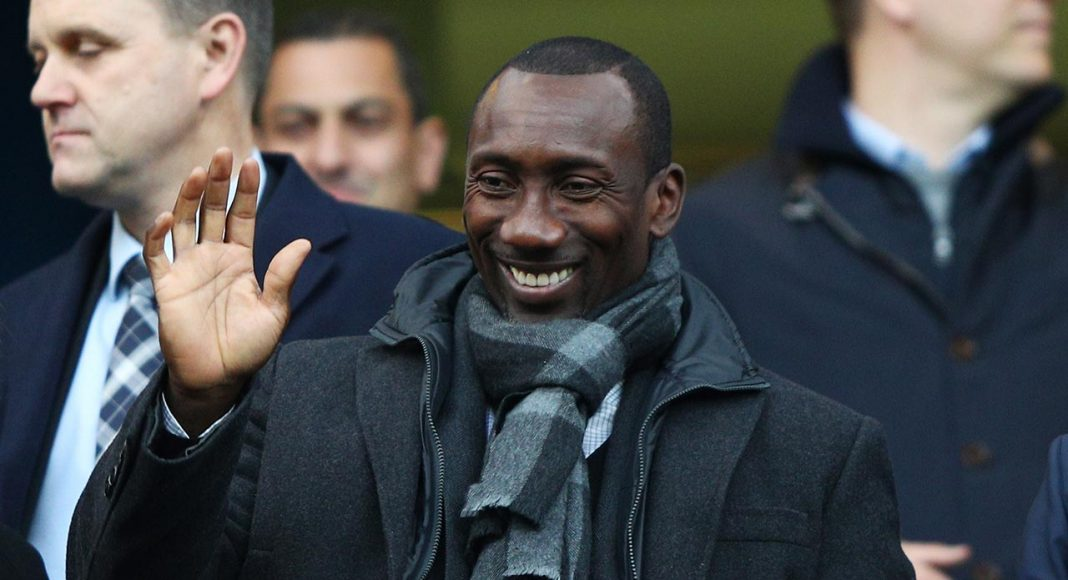 hasselbaink at stamford bridge