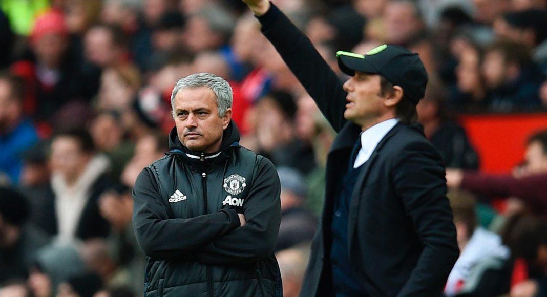 mourinho & conte