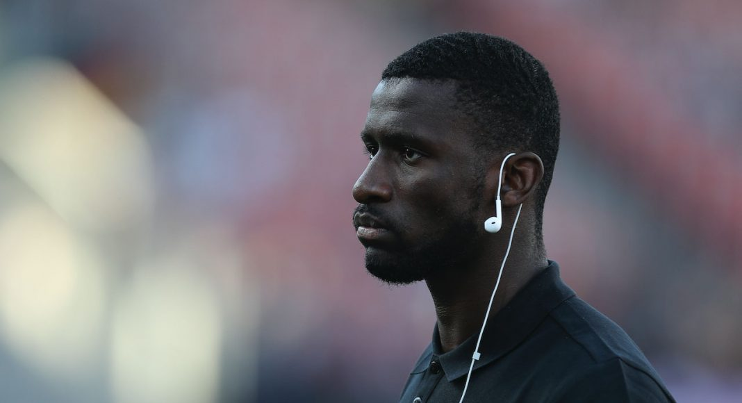 Rudiger remains tight-lipped on Chelsea links