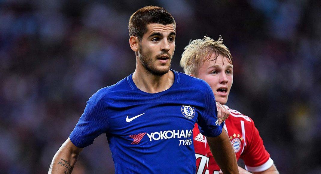 Morata Ready to Shine for Chelsea - Talk Chelsea