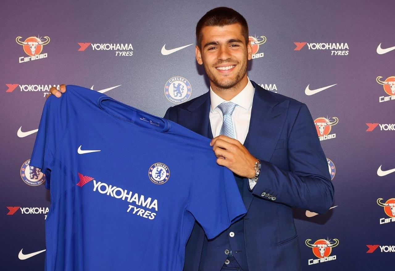 Chelsea News: Alvaro Morata Settling Into Life As A Chelsea Player