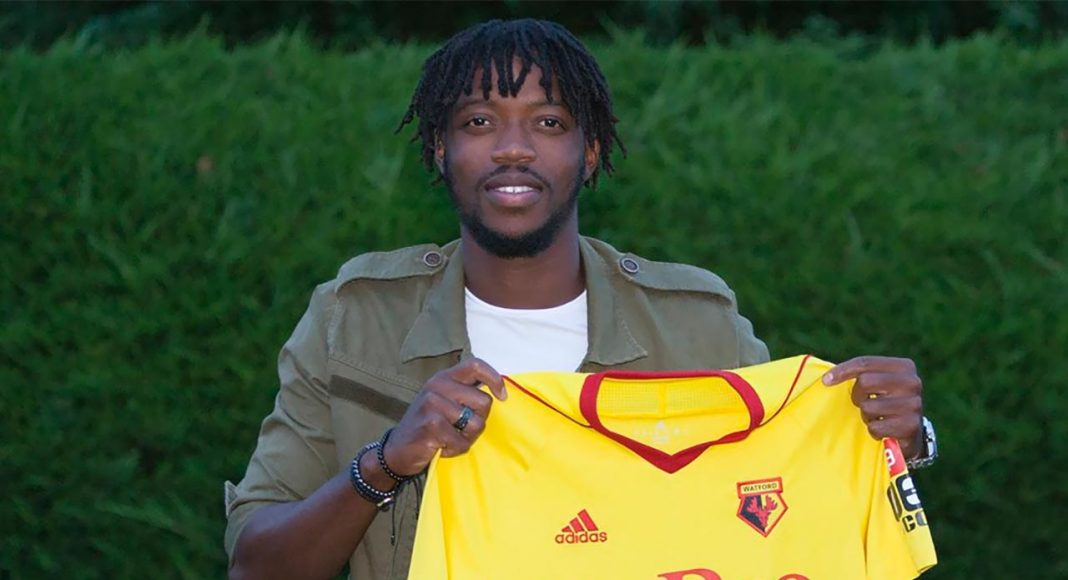 Nathaniel Chalobah: Watford sign midfielder from Chelsea on five-year deal
