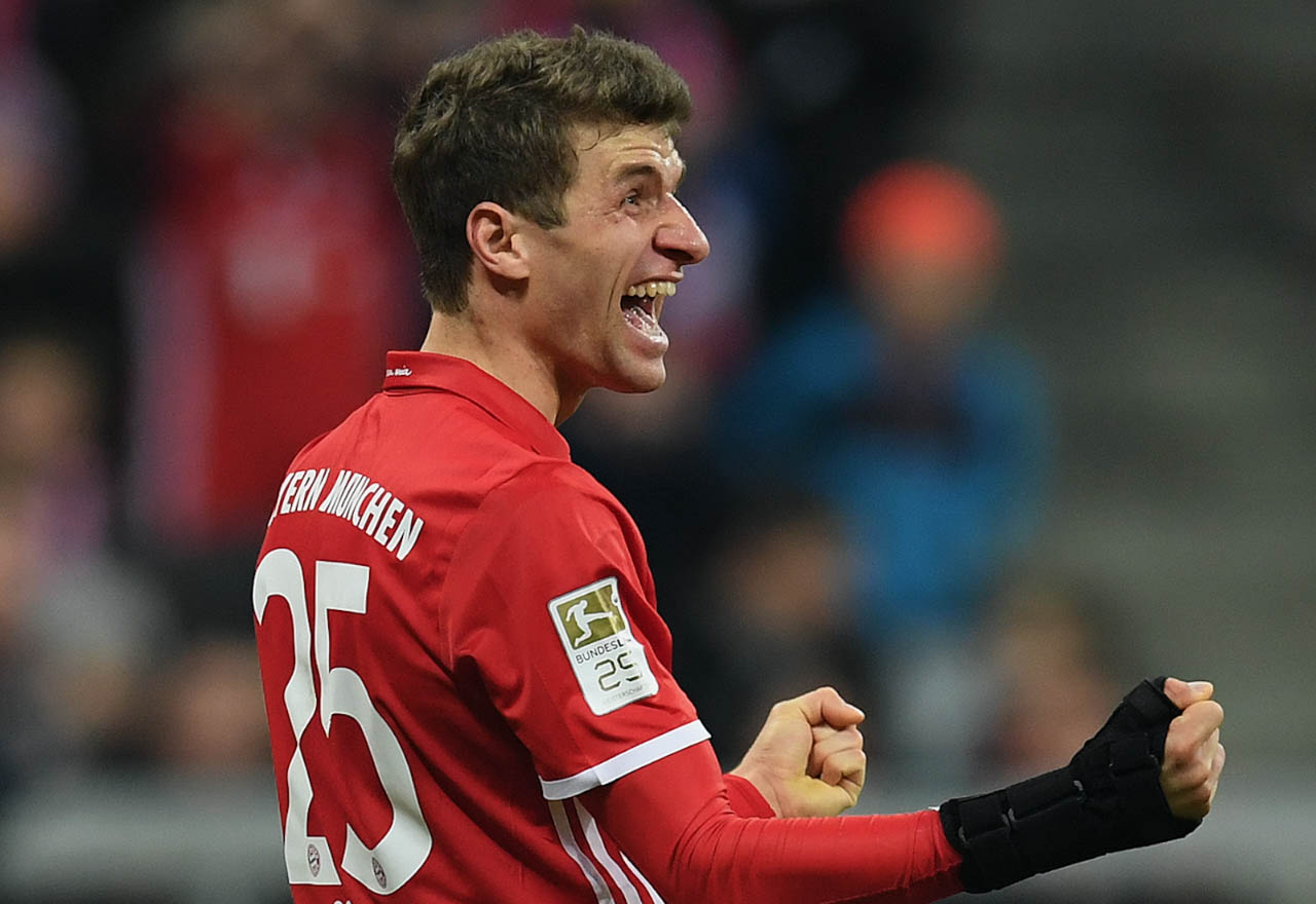Chelsea interested in signing Bayern Munich frontman Thomas Muller