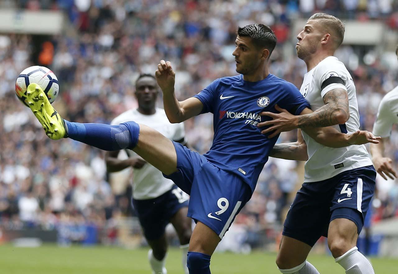 Chelsea striker Alvaro Morata sets Premier League record