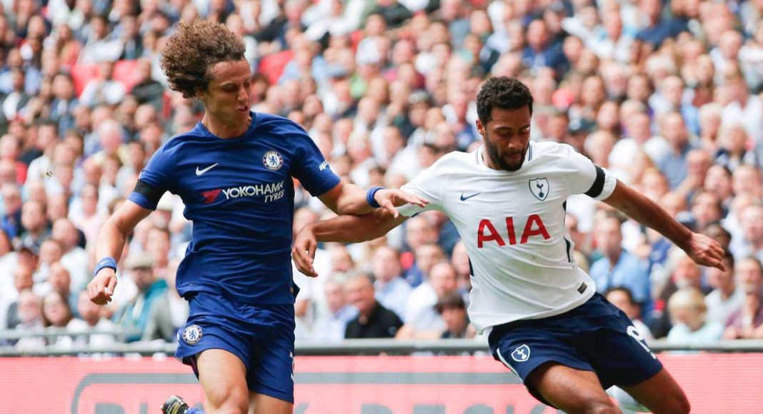 David Luiz vs Tottenham