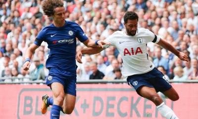 David Luiz vs Tottenham
