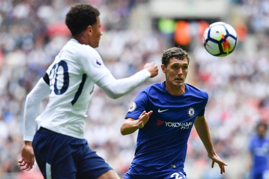 Christensen against Spurs