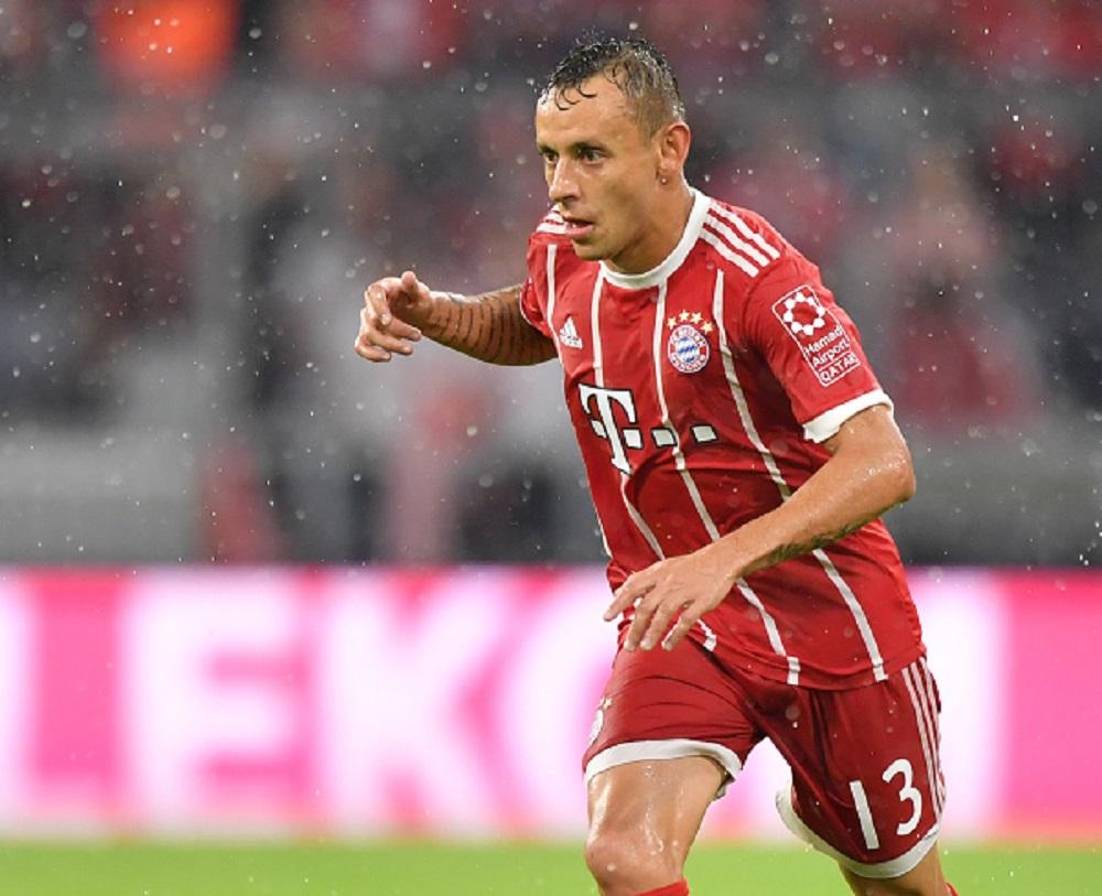 Chelsea Rafinha transfer bid rejected by Bayern Munich