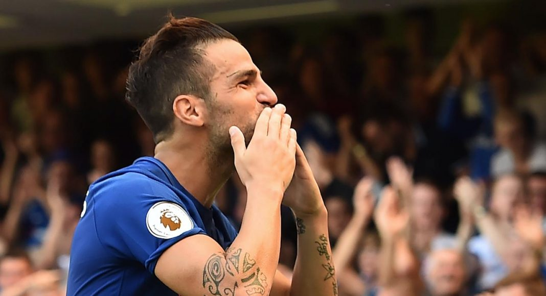 Cesc Fabregas: 'Eden Hazard can win Ballon d'Or'