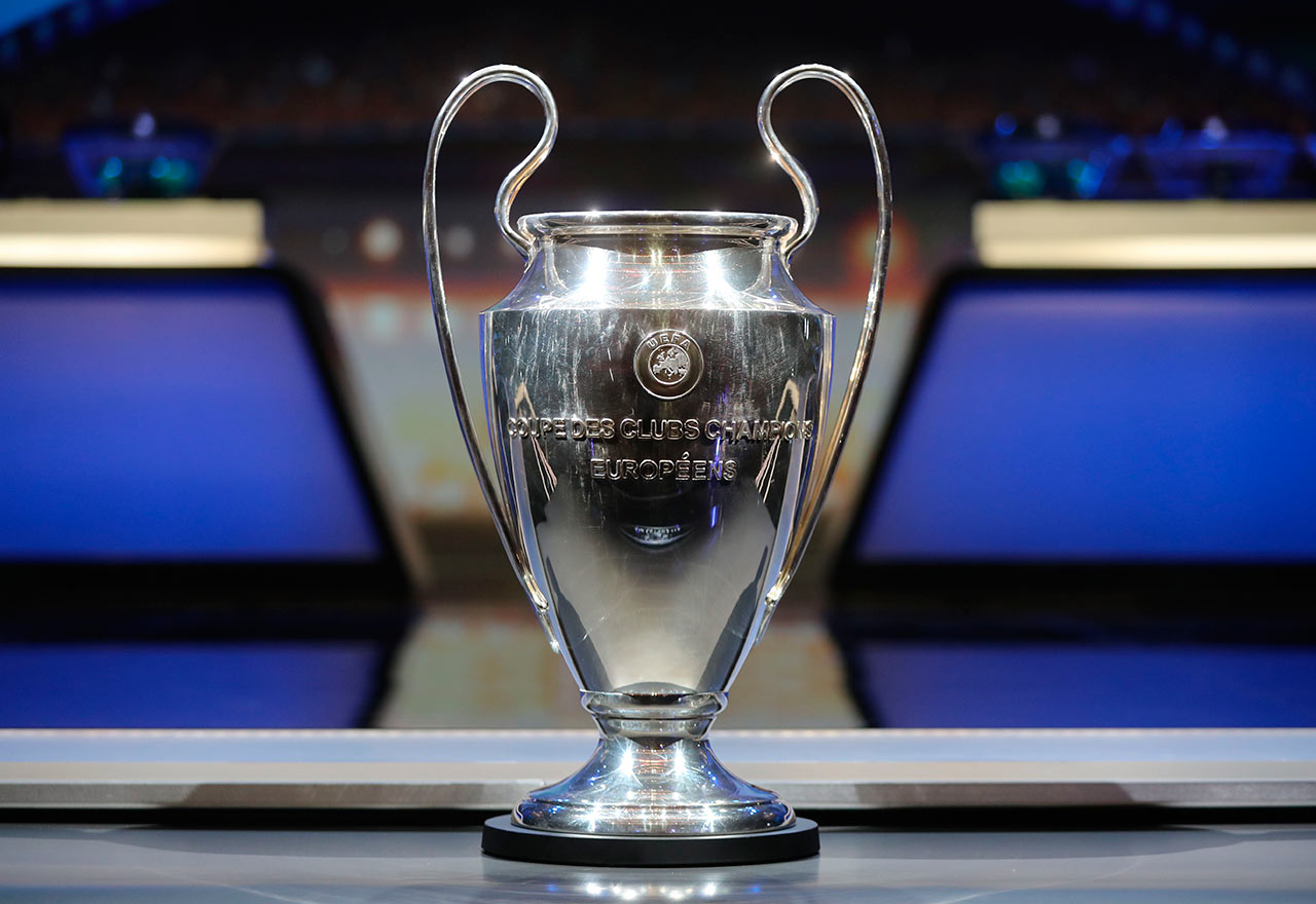 Champions League: Champions League Draw: Chelsea Draw Atletico, Roma And Qarabag
