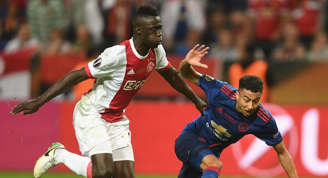 Update on Davinson Sanchez's move from Ajax to Tottenham