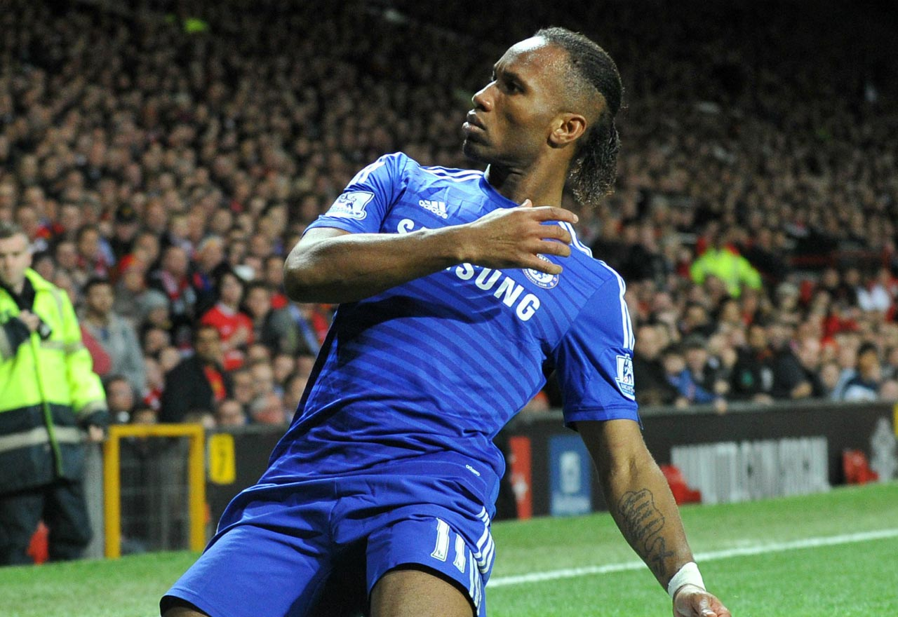 Why Jose was right to choose Drogba over Ronaldinho in 2004 - Talk ...