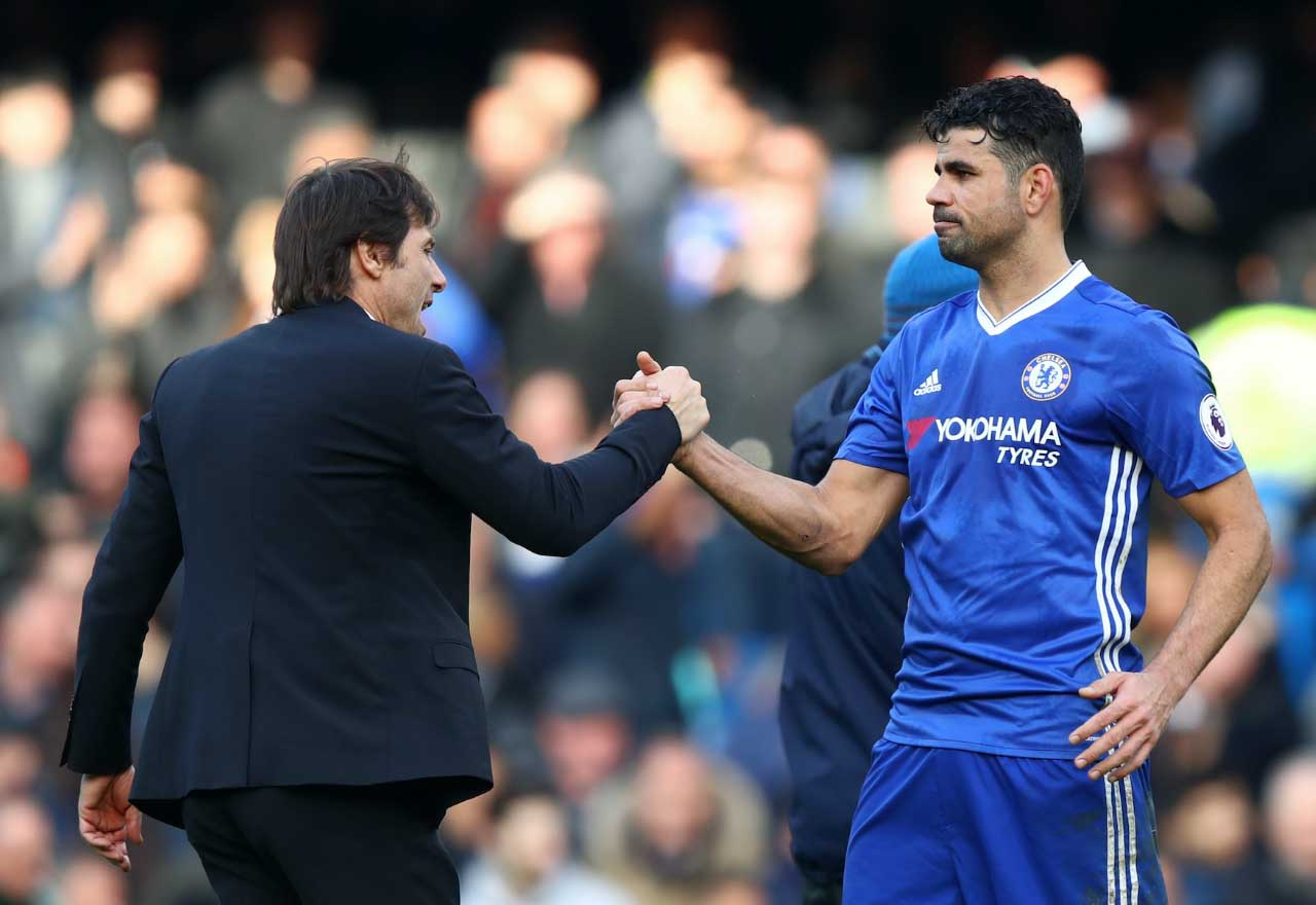 Chelsea to return striker Diego Costa to Atletico Madrid