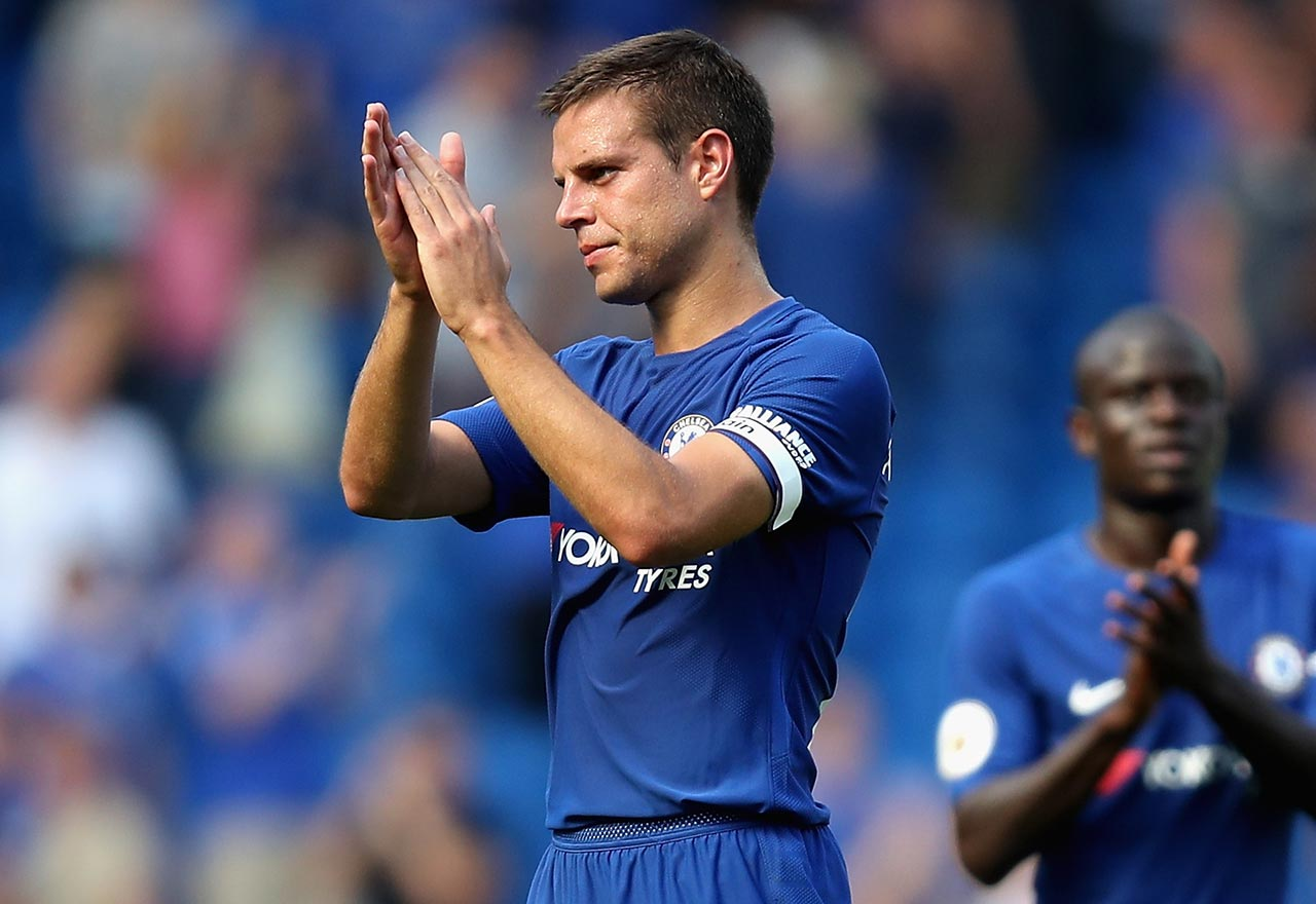 Four reasons why Chelsea s Cesar Azpilicueta should be in the World XI