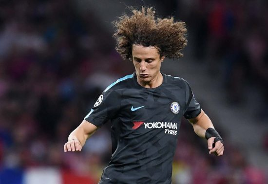 Jose Mourinho Reportedly 'Monitoring' David Luiz for Possible January Swoop