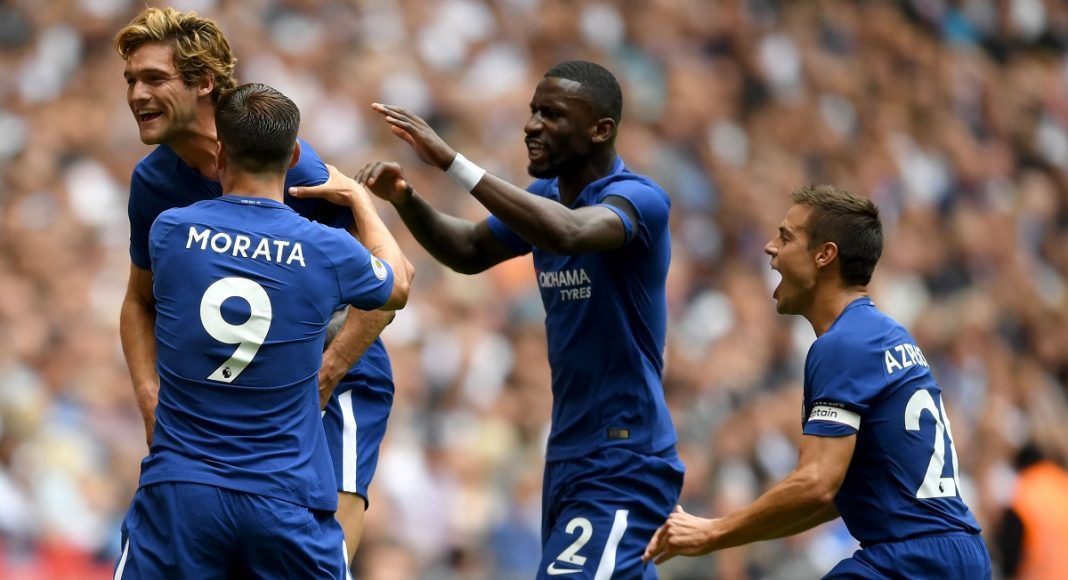 Tottenham Hotspur V Chelsea Premier League