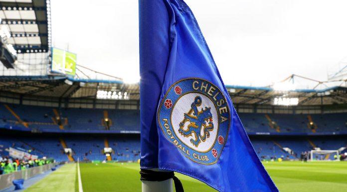 Chelsea Corner Flag