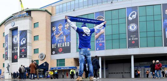 Chelsea Fan Stamford Bridge2
