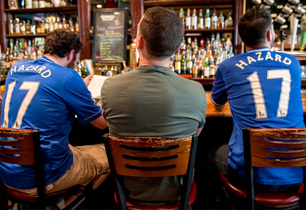 Best places in London to watch a Chelsea match