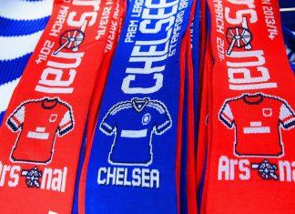 Chelsea V Arsenal