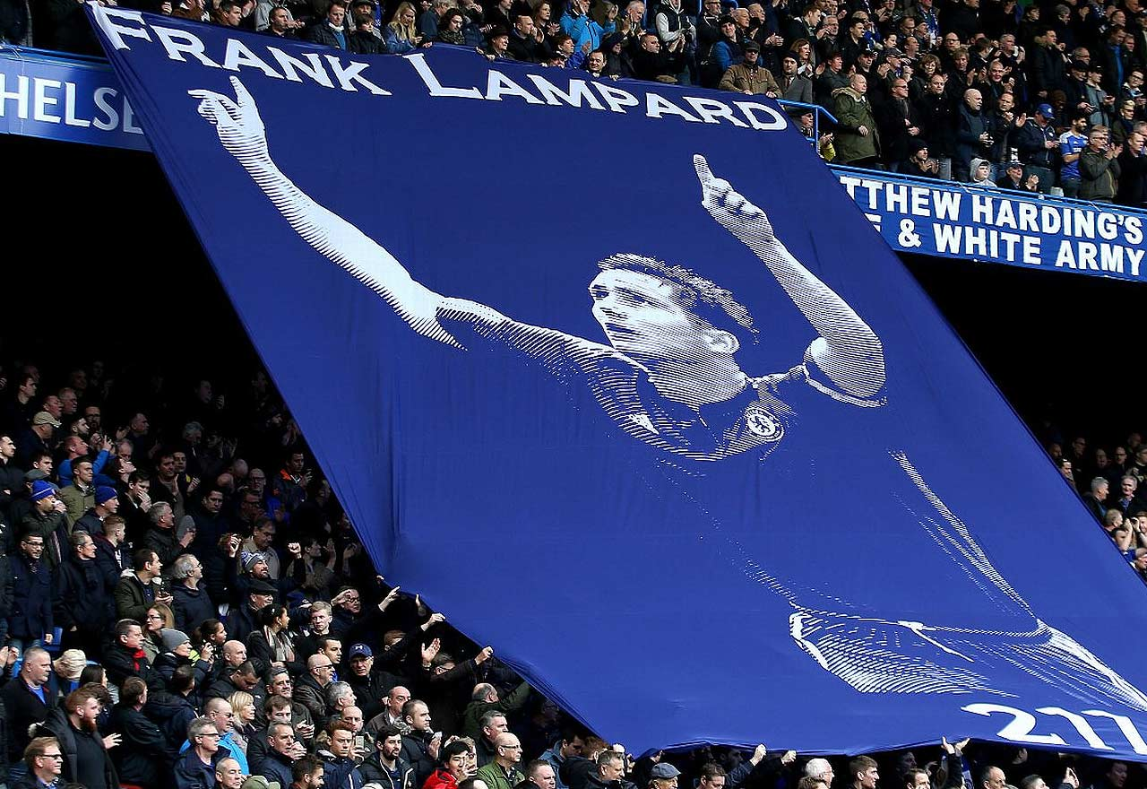 Frank Lampard Banner