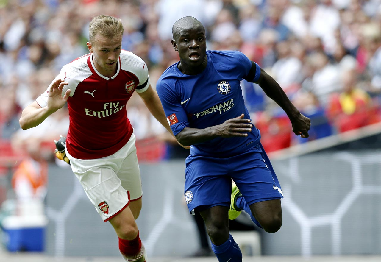 Kante Vs Arsenal