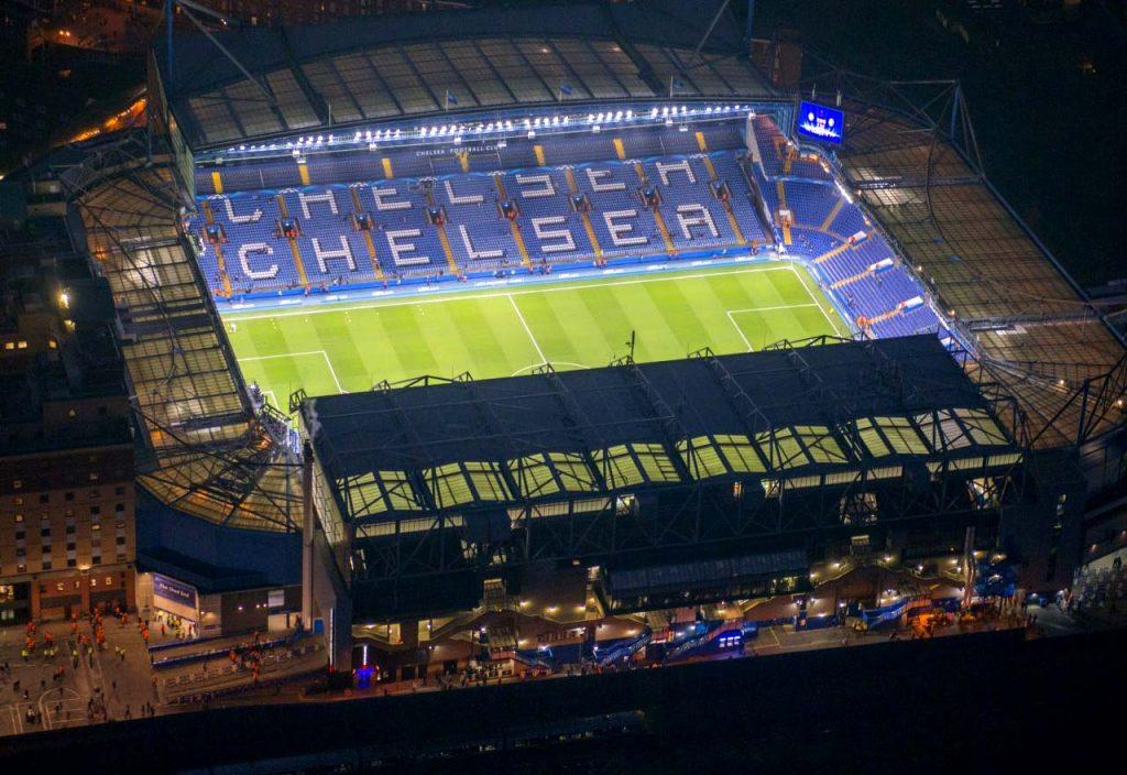 Stamford Bridge At Night