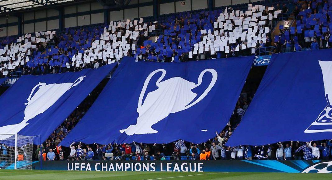 Stamford Bridge Champions League