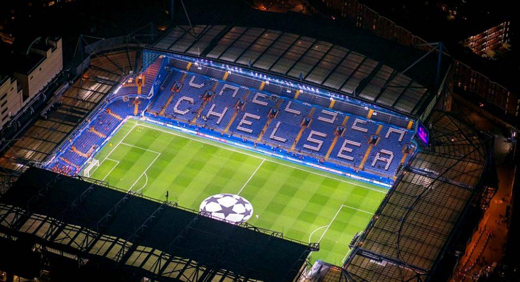 Stamford Bridge Champions League Night